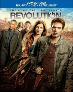 REvolution coffret dvd blu-ray