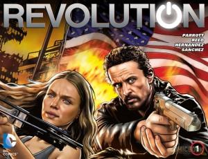 revolution bande dessine