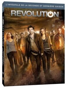 revolution saison 2 dvd