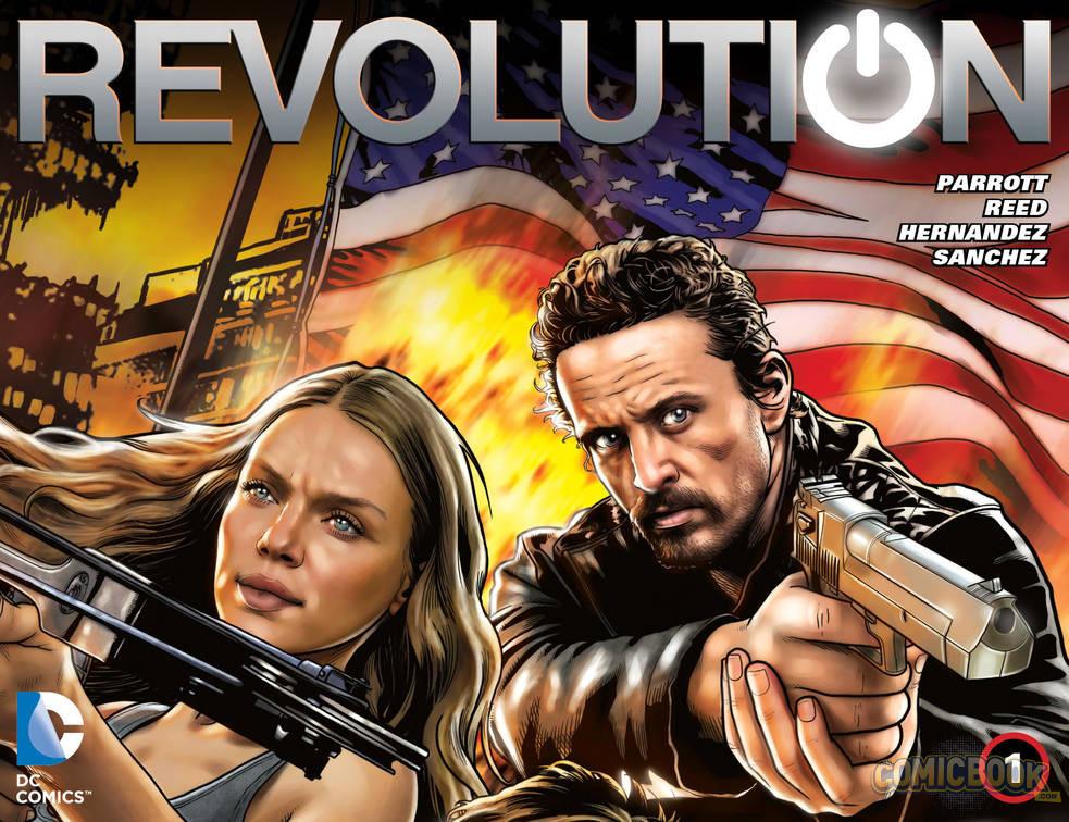 Suite de Revolution en bande dessinée : Chapitre 1