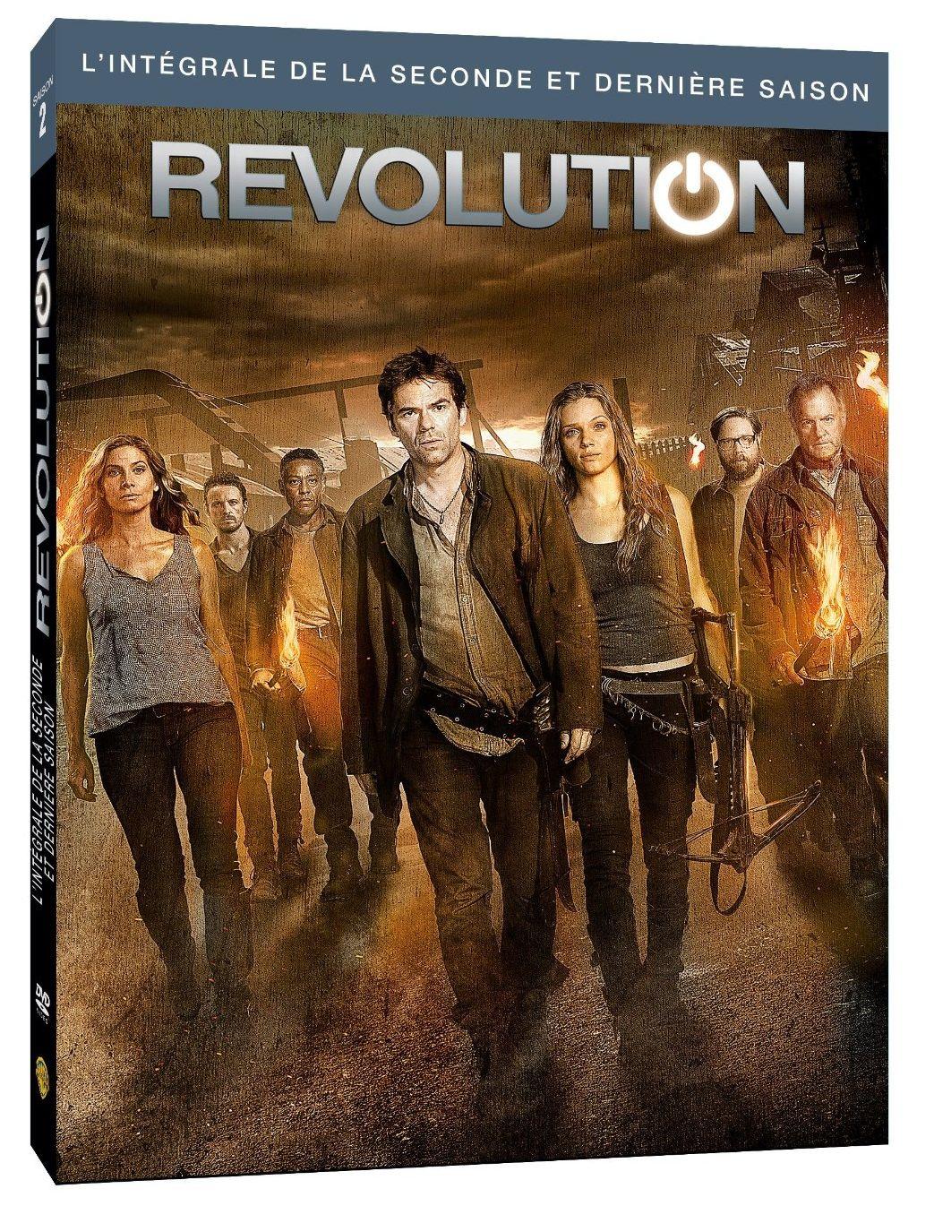 La boutique de produits dérivés de la série Revolution NBC